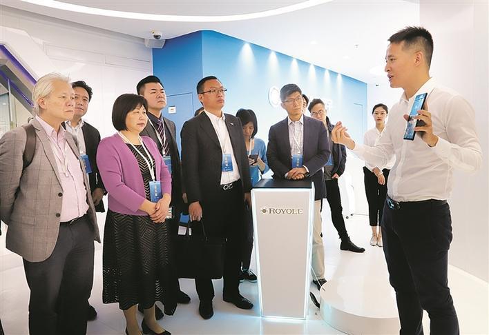 深圳创新创业环境和发展成果获点赞